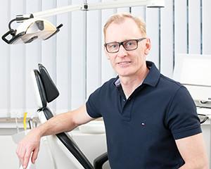 Zahnarzt Joachim Markus